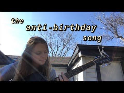 The Anti-birthday Song By Ravi Wren