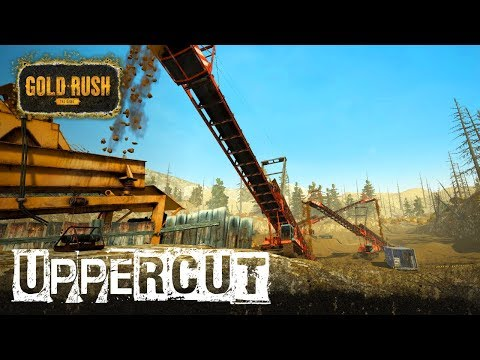 NEW CLAIM, NEW SETUP, and THE UPPERCUT   GOLD RUSH: THE GAME