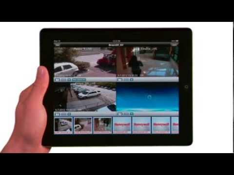 MAXPRO Mobile App Honeywell