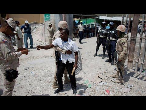 Tensiones entre Haití y República Dominicana