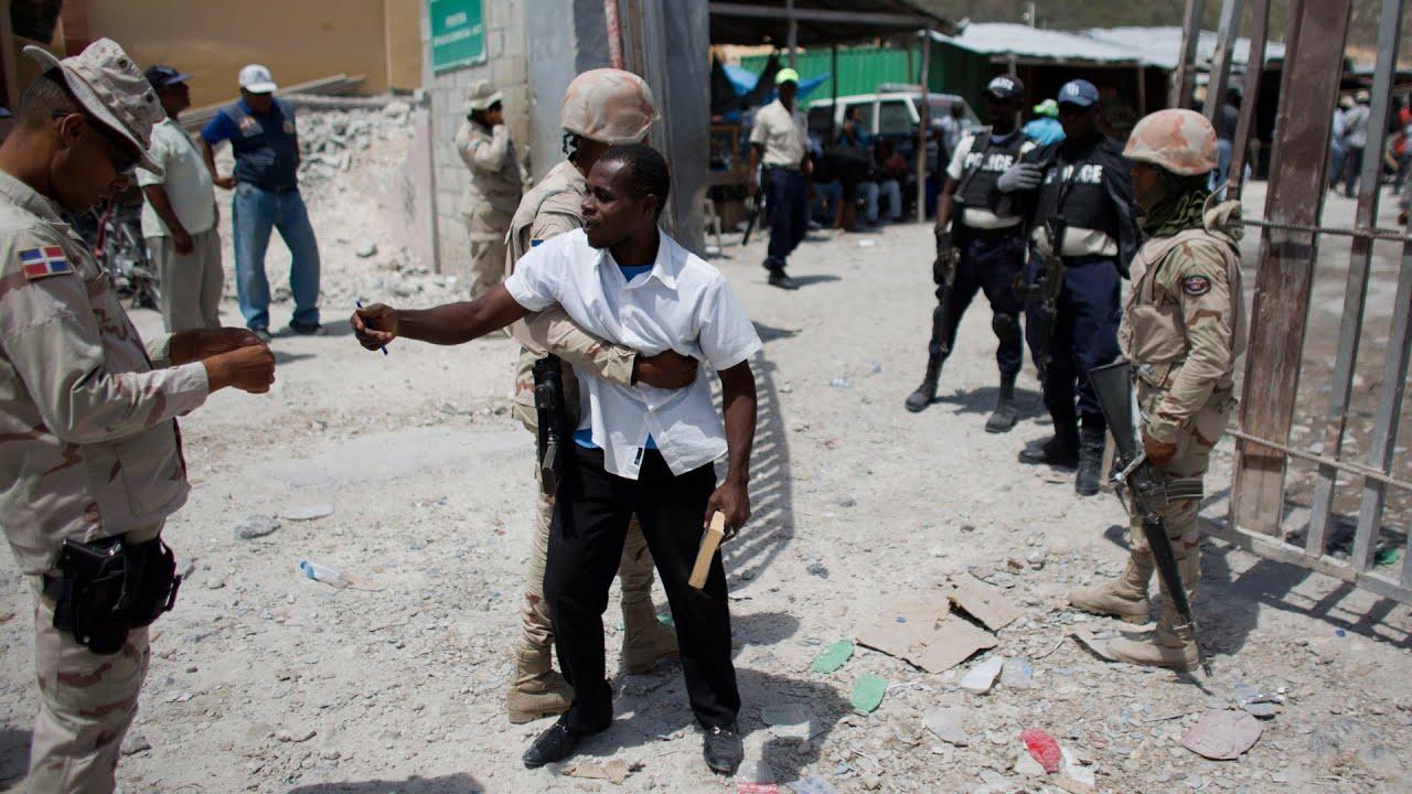 Tensiones entre Haití y República Dominicana - YouTube