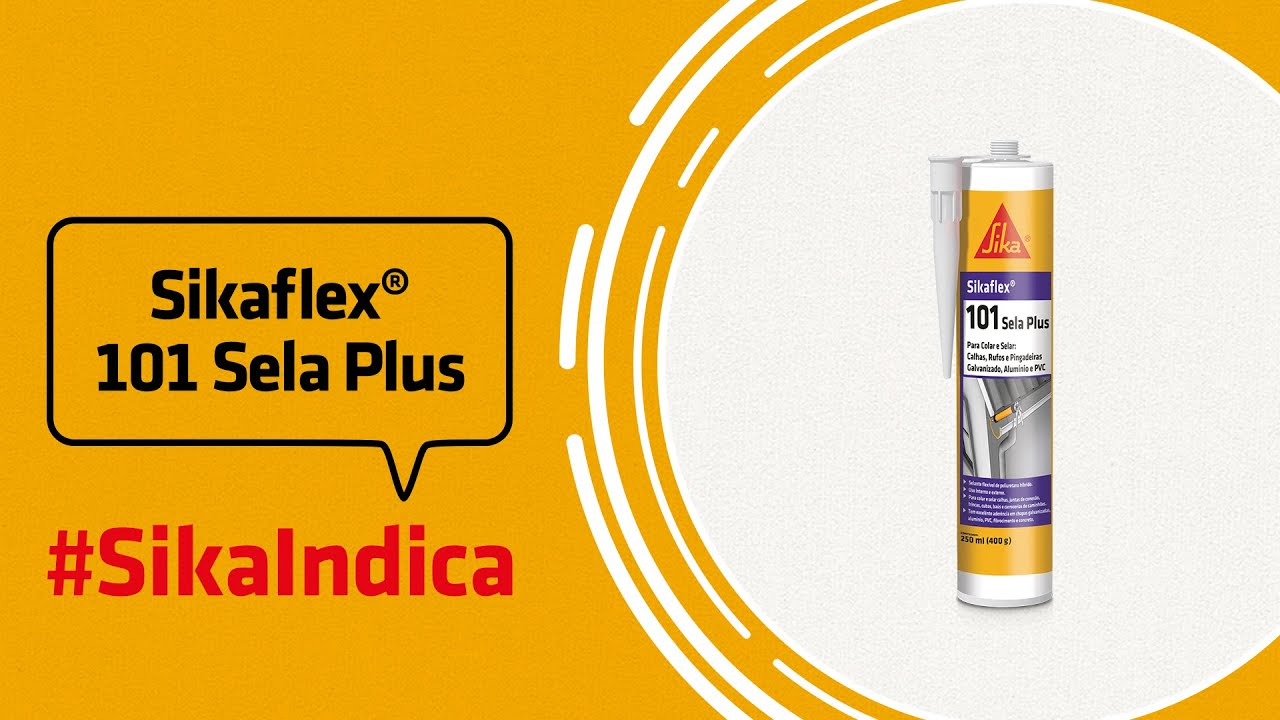 Sikaflex 101 Sela Plus
