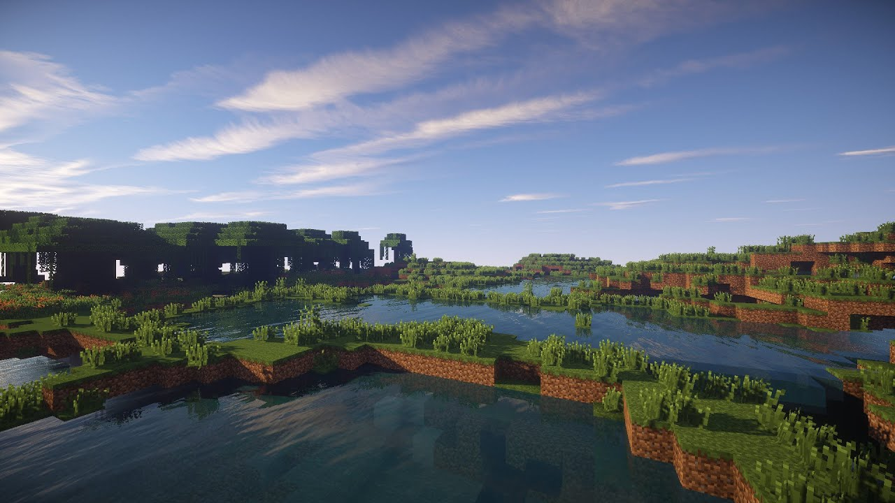 Minecraft ENB Shaders [HD]