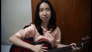 Lee Hi- Hold My Hand (easy guitar cover)
