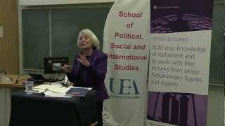 UK Parliament Open Lecture - Reform in the House of Lords -- ending the deadlock