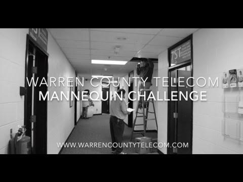 Warren County Telecom [Mannequin Challenge]