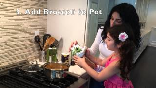 How To Make Broccoli Soup