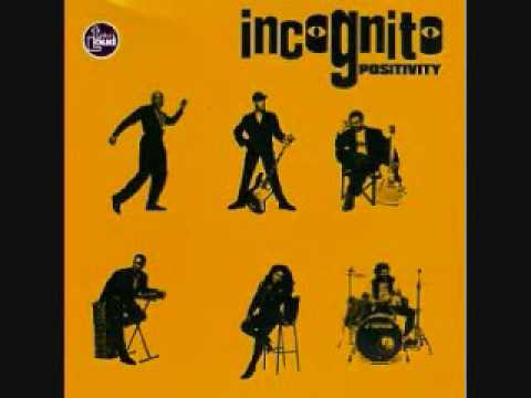 Incognito - Positivity LP 1993