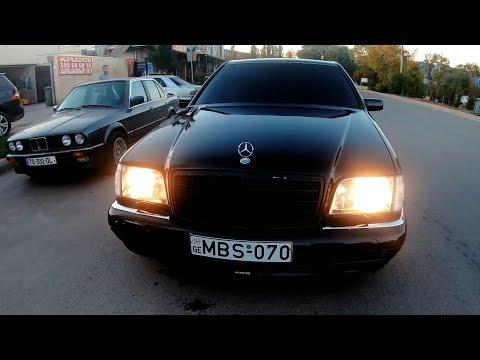 Giorgi Tevzadze / Mercedes Benz W140 S 70 AMG Walkaround [4K]
