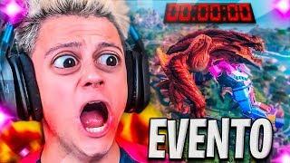 Mi reacción al EVENTO FINAL *MONSTRUO VS ROBOT* - Fortnite