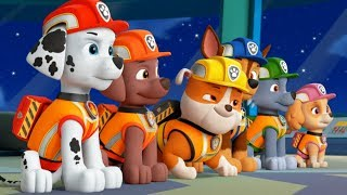 PAW Patrol Ultimate Rescue - Mighty Pups Construction Vehicles Transformations - Fun Pet Kids Games