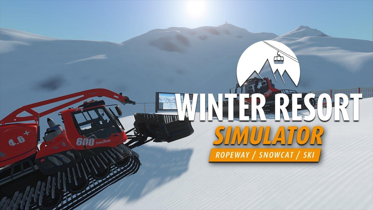 SNOWCAT SIMULATOR DEMO TÉLÉCHARGER