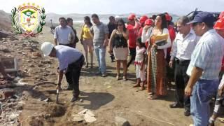 Programa Trabaja Perú en Hualmay 2016