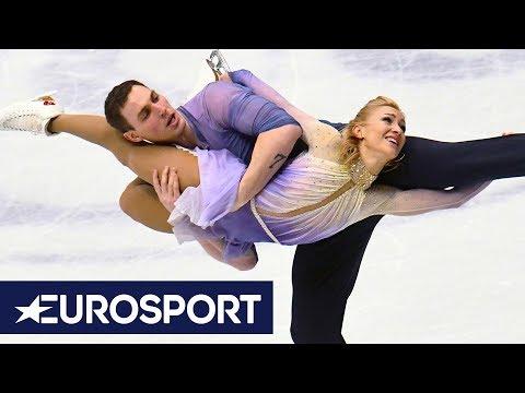 Savchenko and Massot Win Gold   2018 Figure Skating World Championships   Figure Skating   Eurosport