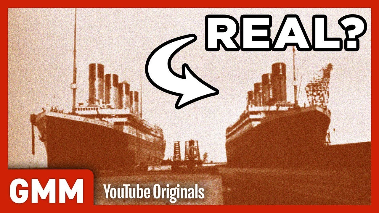 The Titanic Never Actually Sank (Conspiracy Theory)
