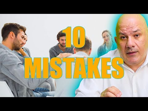 10 Mistakes Families of Addicts Make