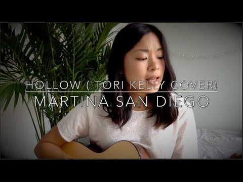 Hollow by Tori Kelly (Acoustic Cover) - Martina San Diego