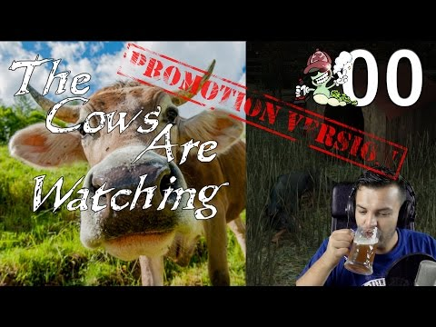 The Cows Are Watching | 00 | PROMO VERSION - LET'S HAVE A LOOK! [gameplay german] |
