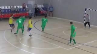 2016 Мини футбол Спартакиада Самарской области Сергиевск