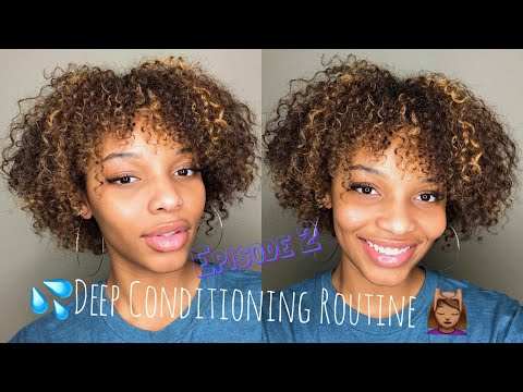 NEW Deep Conditioning Routine | Episode 2: Briogeo Don't Despair, Repair! | Flawhs