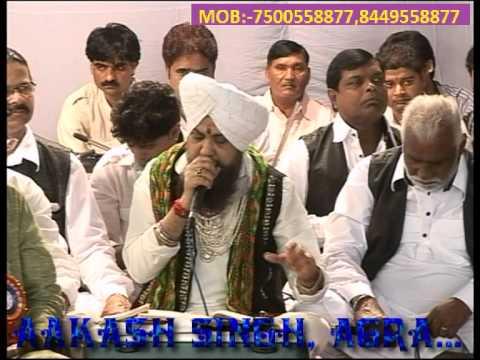 Karta Rahu Kirtan Tera~ Lakhbir Singh Lakha Live In Shyam Bhajan Sandhya Jaipur 2013