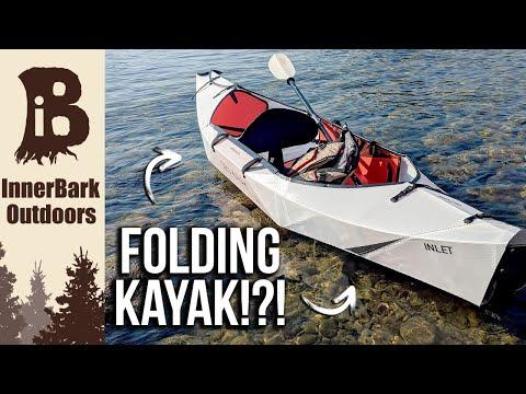 Oru Inlet Kayak | FOLDABLE KAYAK, Portable, Lightweight