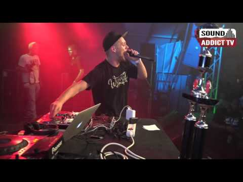 Warrior vs Bass Odyssey - Anything Can Happen soundclash 2015 - FULL CLASH + INTERVIEW