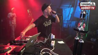 Warrior vs Bass Odyssey - Anything Can Happen soundclash 2015 - FULL CLASH INTERVIEW