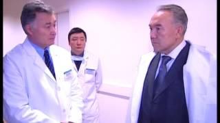 Назарбаев проконсультировался с лечащим врачем после смерти Ислама Каримова
