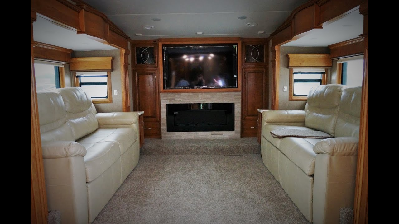 The Very First Front Living Room DRV Elite Suites RV ...