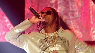 Krept and Konan Feat. Stormzy   'Ask Flipz'   live at the 2017 MOBO Awards