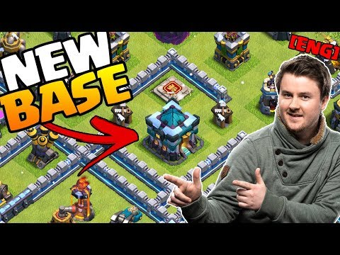 NEW Townhall 13 Base | The Best Defensive Clan Castle | Clash Of Clans