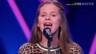 THE BEST 2 - Madelon - Hello (Lionel Richie) & Emma - Hello (Adele) The Voice Kids.