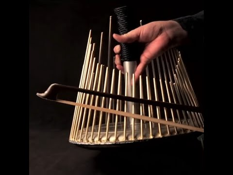 This Crazy Instrument Makes Horror Movies Sound So Scary