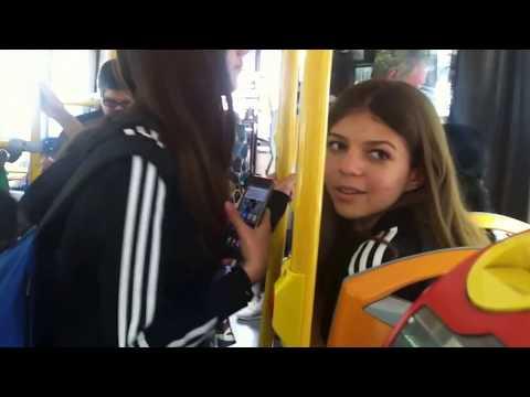 Cómo Es Viajar En Bus En Italia /Edwin Castro
