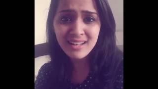 Download Hindi Video Songs - Yelliyu Nilladhiru - Amazing Voice by Vidhisha Vishwas