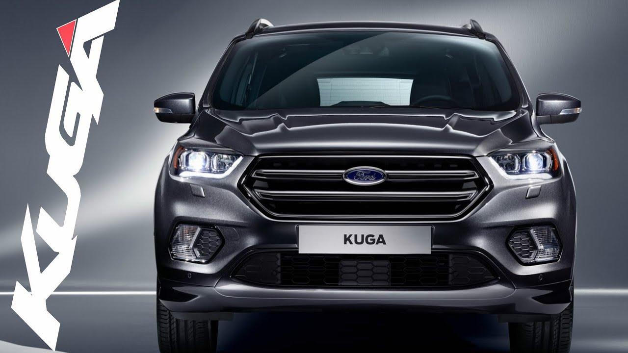 2017 Ford Kuga 1.5L Turbo Diesel - YouTube