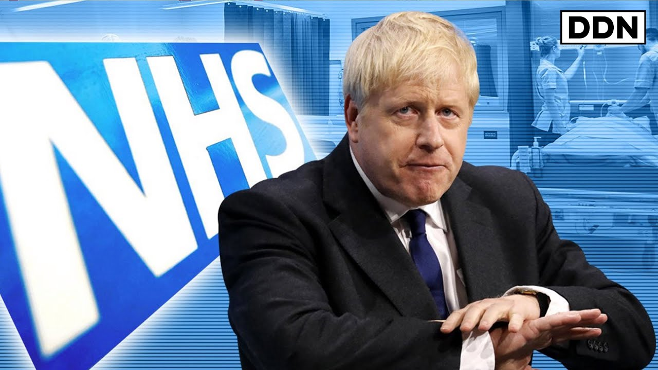 The Biggest NHS Data Grab in History   Phil Booth