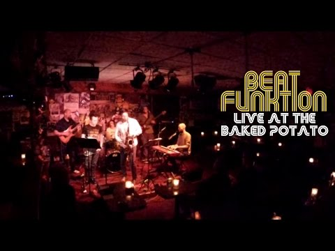 BEAT FUNKTION - THE PLUNGE : Live At The Baked Potato