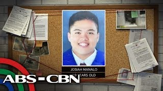 SOCO: The case of Josiah Manalo