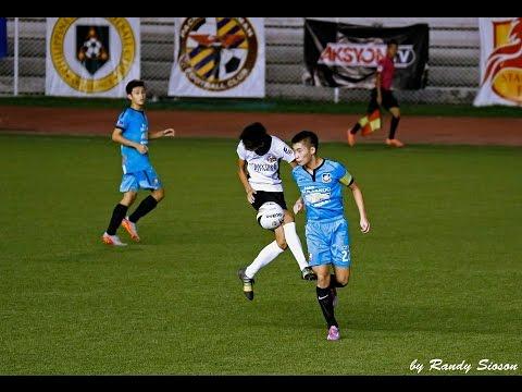 UFL U15 Finals 2015   Team Socceroo vs  Pachanga Diliman FC   Rizal Stadium copy