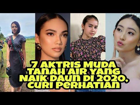 7-aktris-muda-tanah-air-yang-naik-daun-di-tahun-2020,-  -dan-sukses-curi-perhatian-netizen