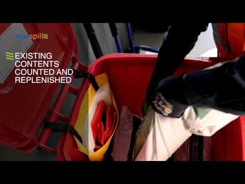Spill Kit Servicing - What To Expect At Your Spill Kit Scheduled Service