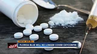 Opiod Crisis: Florida Blue Refuses To Cover Oxycontin In 2018