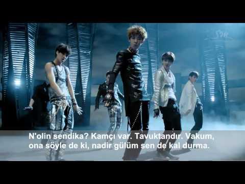 EXO-K MAMA Turkish Parody