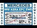 MERCEDES Service Repair Workshop Manual Demonstration