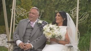Sharleen and Tom's Wedding Trailer