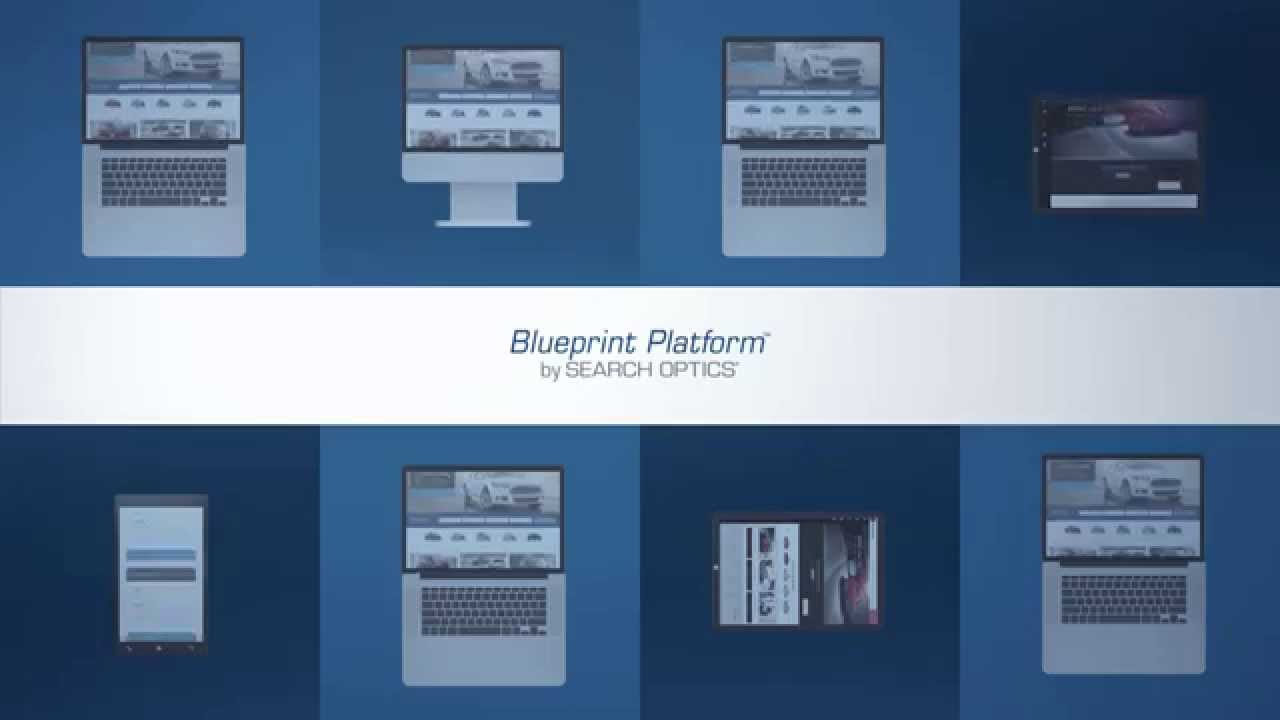 Introducing blueprint platform by search optics mobile introducing blueprint platform by search optics mobile performance focused and fully responsive malvernweather Choice Image