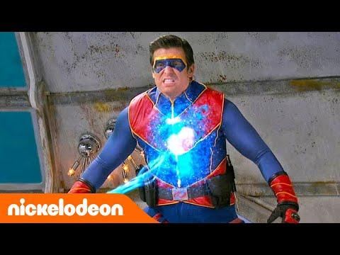 Henry Danger   Ray es capturado   España   Nickelodeon en Español