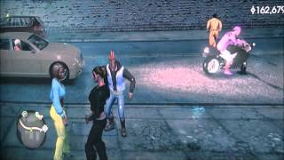 Saints Row 3 Sexy Taunts